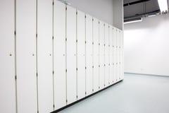Шкафы в прихожей стоковая фотография