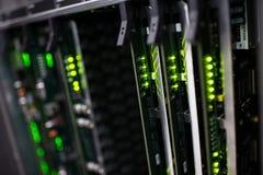 Шкафы связи Стоковое Изображение RF