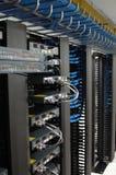 шкафы связи Стоковое Фото
