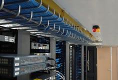 шкафы связи ii Стоковое Изображение