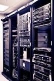 Шкафы сервера сети Стоковые Изображения RF