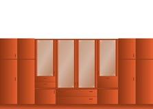 Шкафы Стоковая Фотография RF
