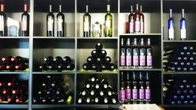 Шкаф вина Стоковые Фотографии RF