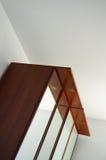 Шкаф зеркала стоковое фото rf