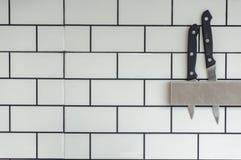 Шкаф ножа Стоковое фото RF