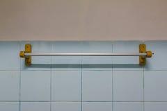 Шкаф одежд в ванне Стоковое Изображение RF