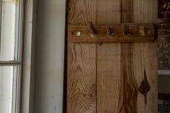 Шкаф пальто на форте Pulaski Стоковая Фотография