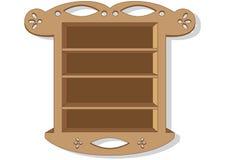Шкаф стены Стоковое фото RF