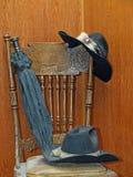 шкаф шлема Стоковая Фотография