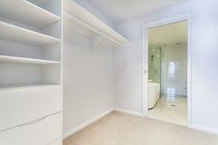 Ensuite и ванная комната стоковая фотография