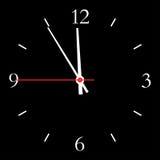 Шкала часов бесплатная иллюстрация