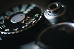 Шкалы камеры Стоковые Фотографии RF