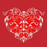 шкентель сердца Стоковые Фото