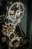 Шкивы ременной передачи стоковые фотографии rf