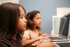 школа детей Стоковые Изображения RF