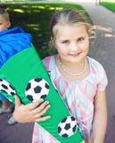 школа дня первая Стоковое Фото