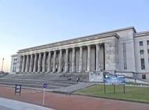 Школа закона-Buenos Aires стоковая фотография rf