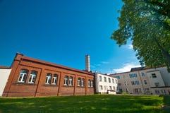 школа здания Стоковые Изображения