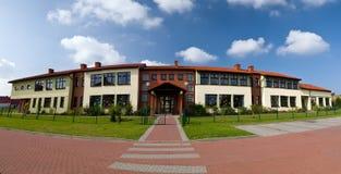 школа здания Стоковое фото RF