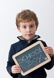 школа мальчика Стоковые Изображения RF