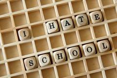 школа ненависти i стоковые изображения rf