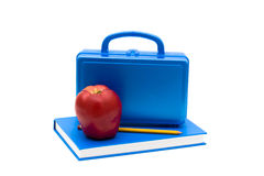 школа обедов Стоковое фото RF
