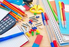 школа оборудования Стоковые Фото