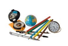 школа оборудования 6 Стоковое Фото