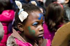 школа парада нот Стоковое Изображение