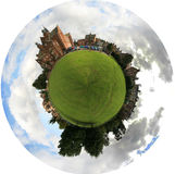 школа планеты парка Стоковая Фотография RF
