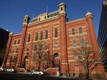 Школа Франклина в DC Вашингтона Стоковая Фотография RF