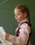 школа 5 Стоковая Фотография