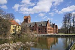 школа herlufsholm восхождения на борт Стоковая Фотография