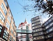 школа london домоводства стоковая фотография rf