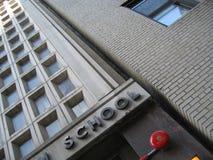 школа nyc Стоковая Фотография