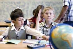 школьники Стоковое Изображение