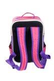 школьник backpack Стоковая Фотография