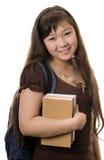 школьница стоковое изображение
