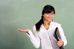 школьный учитель Стоковые Изображения RF
