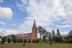 Школа коллежа учителя DaLat Стоковая Фотография