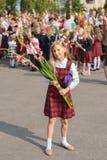 школа дня первая Стоковые Фото