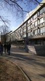 Школа Париж Стоковая Фотография