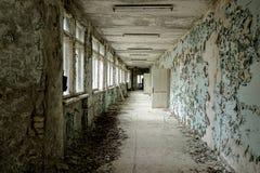 школа прихожей старая Стоковое Фото