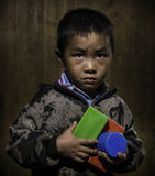 Школа ребенка стоковое фото