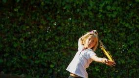 Школа тенниса Стоковые Фото