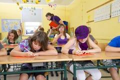 Школа Стоковая Фотография