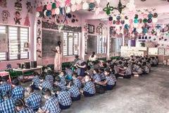 школа Стоковое Фото