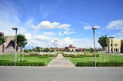 Школа Ejmiacin Стоковое Фото