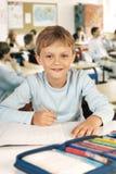Школьник Стоковая Фотография RF