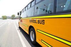 школьный автобус Стоковые Изображения